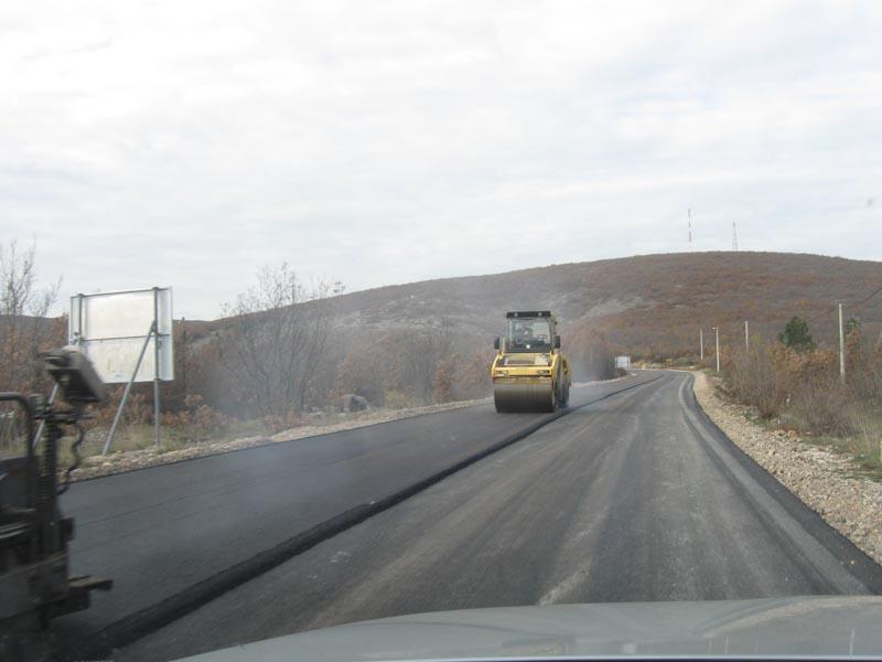 NADZOR NA RADOVIMA državna cesta D 220 vit projekt